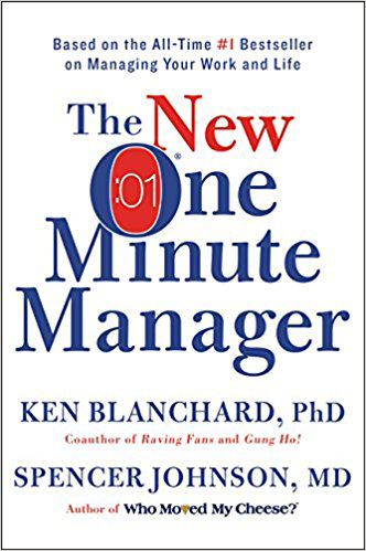 The New One Minute Manager by Ken Blanchard, PhD